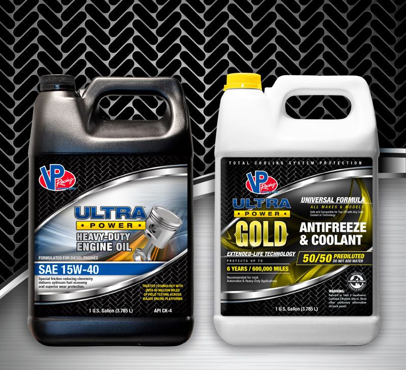 Commercial Lubricants - VP Lubricants